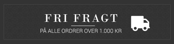Fri Fragt Banner