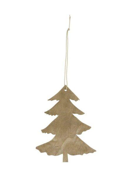 Ornament pine træ 8 cm