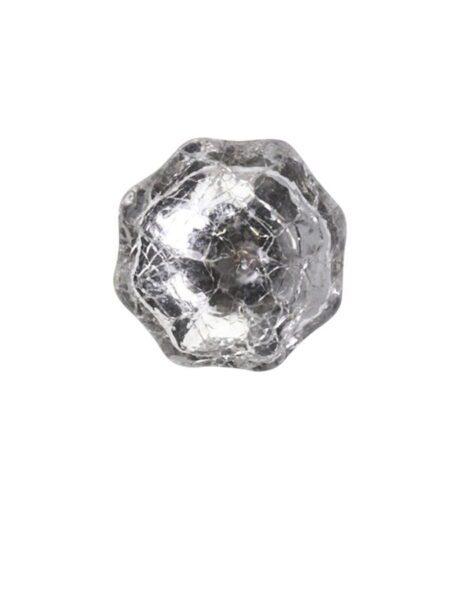 Greb sølv krakkeleret