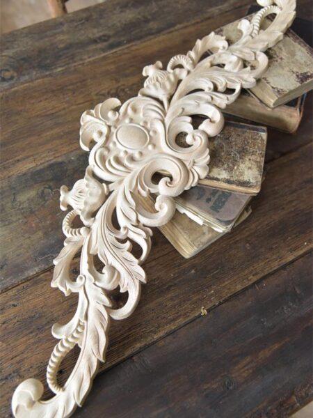 Træ ornament - 80 x 21 cm