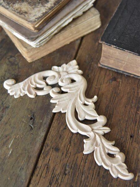 Træ ornament - 24 x 15 cm