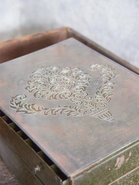 Stencil - Filigran motiv 2