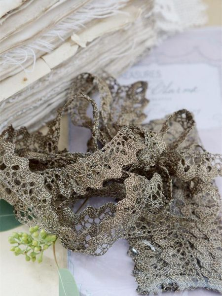 Agraman - Guldbronche metallic