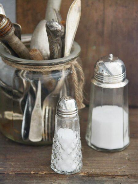 Strødåse - 9,5 cm - Glas