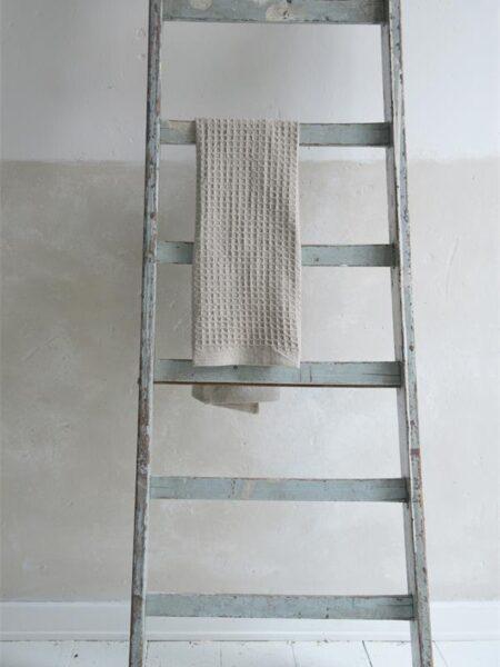 Håndklæde - 50x100 cm - Beige