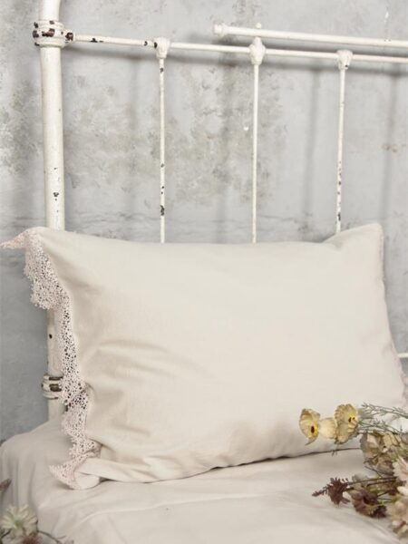 Pudebetræk - Moonbeam - Blonde - 30x50 cm