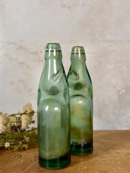 Original gammel glasflaske